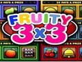 Fruity 3 x 3