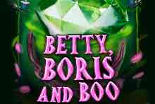 Betty Boris and Boo